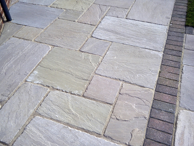 Block Paving Borders