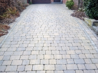 Block Paving and block paving border specialist - Tapton Surfacing