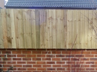 Fencing specialists for Gardens and Boundaries