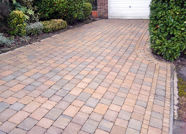Block Paving In Chesterfield Derbyshire